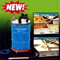 Chip Trapper/切削屑分離捕集機能付ドラムポンプ チップトラッパー