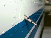 航空機用アイスセンサー