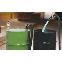 Reversible Drum Vac/工業用ドラムポンプ/吸入排出ドラムバック